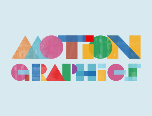 ¿Qué es el video motion graphics?